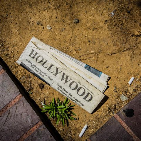 Hollywood, Usa 2016