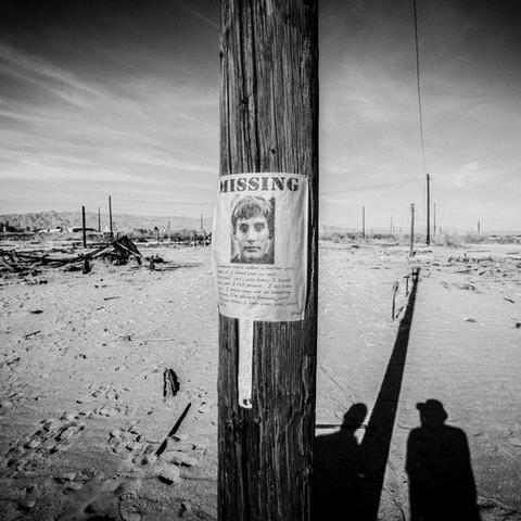 Salton Sea, Usa 2015