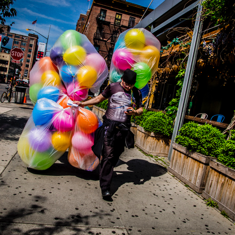 New York City, Usa 2016