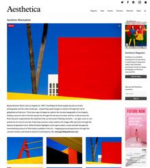 Aesthetica Magazine UK