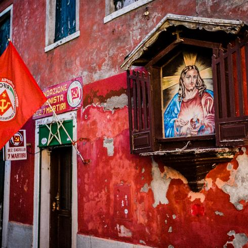 Venezia, Italy 2016