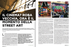 Exibart Magazine Italy