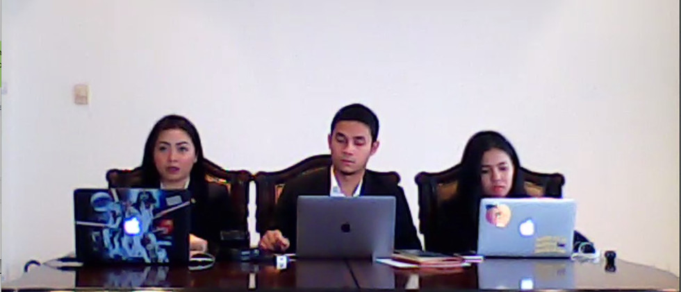 Sidang Pleno I