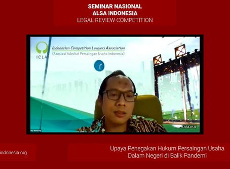 Seminar ALA Indonesia Legal Review Competition