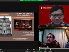ALSA Indonesia Career Talkshow 2021