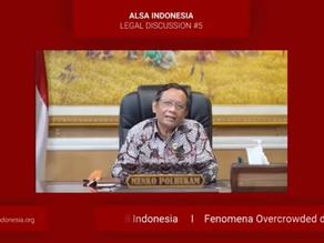 AILD #5 : Fenomena Overcrowded dalam Rumah Tahanan Negara dan Lembaga Pemasyarakatan di Indonesia