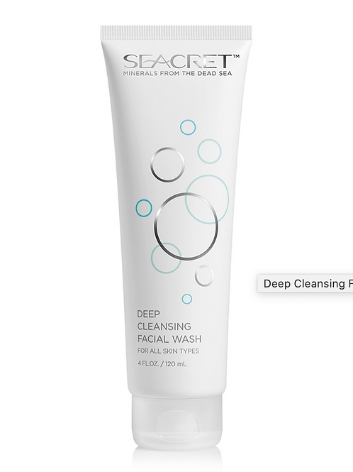 Deep Cleansing Facial Wash