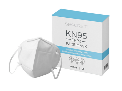 KN95 Face Mask (10 pack)