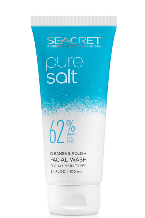 Pure Salt Cleanse & Polish Facial Wash
