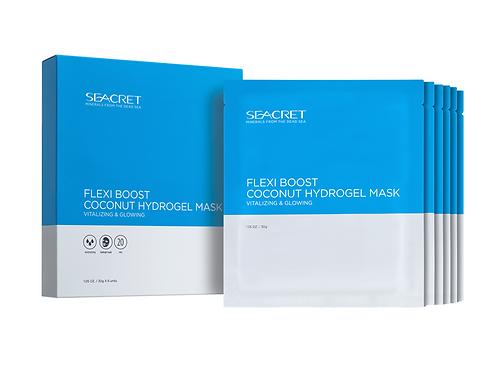 Flexi Boost Coconut Hydrogel Mask: Vitalizing & Glowing (6 each)