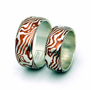 Seamless Band Rings