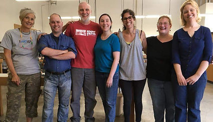 Eric with workshop participants