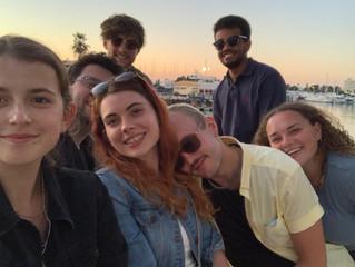 Erasmus+ Internship during a Global Pandemic: Part 1