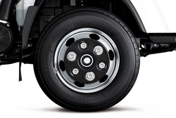 Tubeless Tyre With Wheel Cap