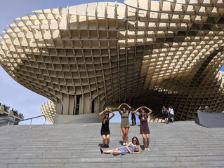 3 Weeks into their time in Seville - This is what our interns have to say! Part 3