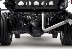 Bigger Axle Capacity (7.5ton GVW)