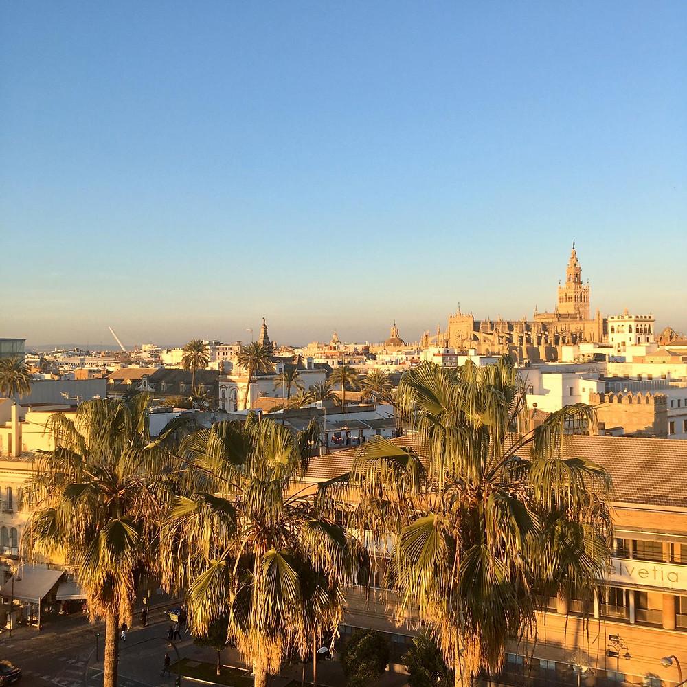 View from Torre del Oro/ Photo courtesy of Callum
