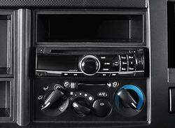 Audio and Air-cond Units