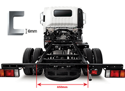 Wider Chassis Frame