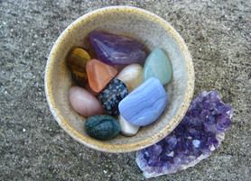 My Interest in Crystals Crystalizes...
