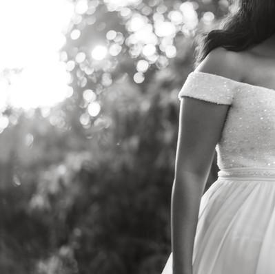 חתונה - שמלת הכלה של לי
