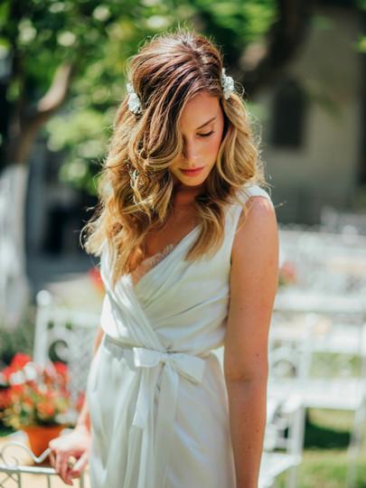 חתונה- שמלות כלה בעיצובה של יערה מן