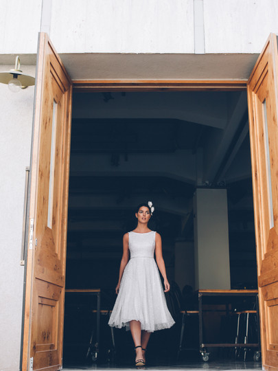 מעצבת שמלות כלה יערה מן