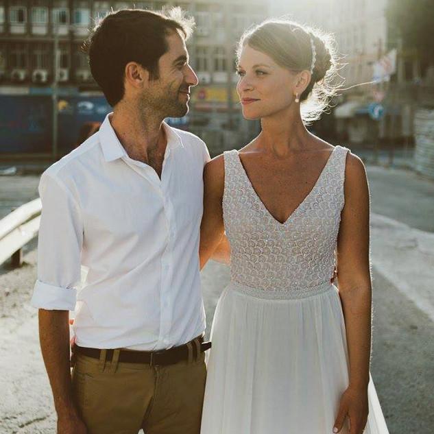 חתונה - שמלת כלה של ילי- יערה מן