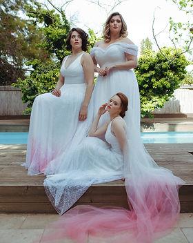שמלות כלה יערה מן