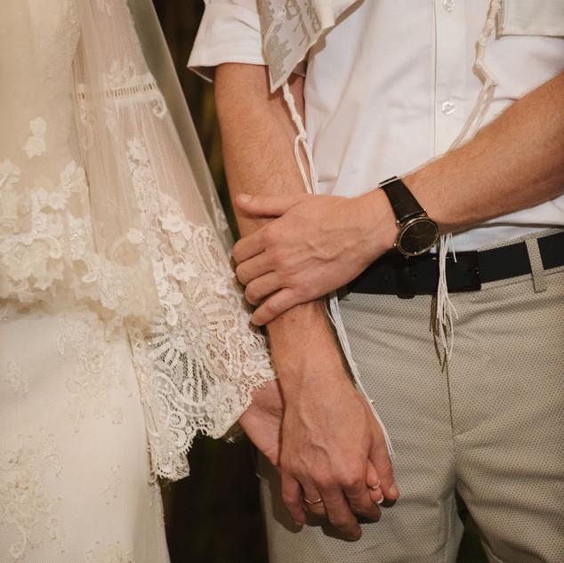 חתונה - שמלת כלה של איילה - יערה מן