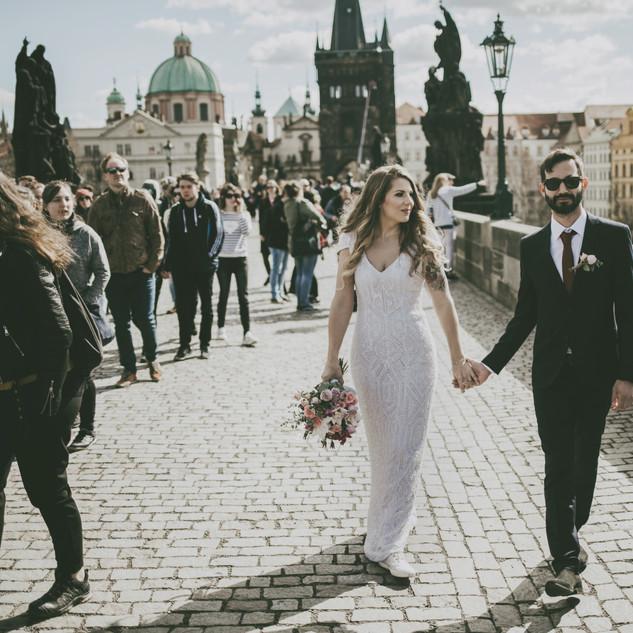 חתונה - שמלת כלה של סשה - יערה מן