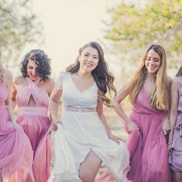 השמלה של ליזה, יערה מן מעצבת שמלות כלה