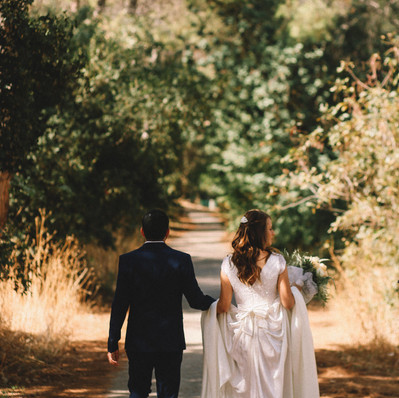 חתונה- שמלת הכלה של אלכסנדרה