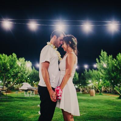 חתונה- שמלת כלה של ג'ואלה - יערה מן