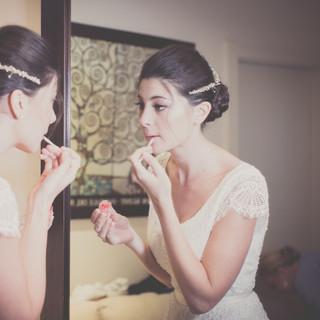 חתונה - שמלת כלה של אווה - יערה מן