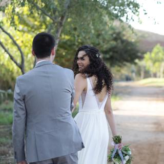 חתונה - שמלת כלה של יעל - יערה מן