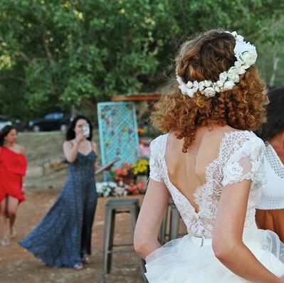 חתונה - שמלות כלה של אנאבל - יערה מן