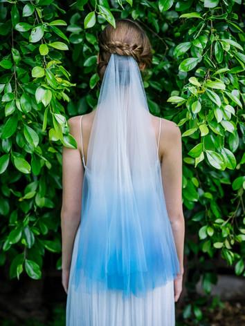 הינומות האומברה של מעצבת שמלות הכלה יערה מן