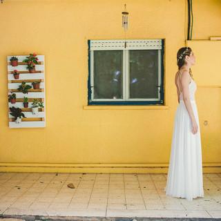 חתונה- שמלת הכלה של בר
