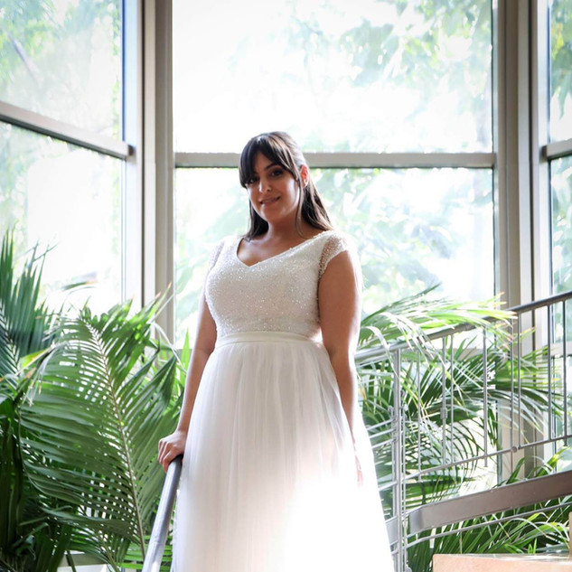 חתונה- שמלת הכלה של דר