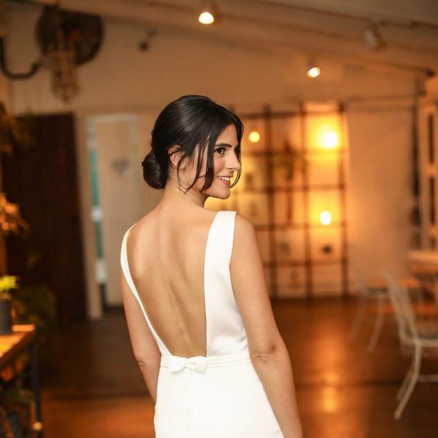 חתונה - שמלת הכלה של סתו