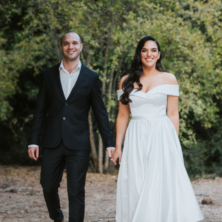 Tom - by Yaara Mann wedding gown designer