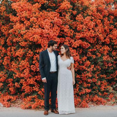 חתונה- שמלת הכלה של טליה - יערה מן