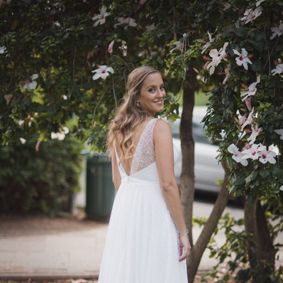 חתונה- שמלת הכלה של מישל