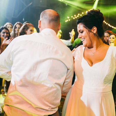 חתונה - שמלת כלה של מורן - יערה מן
