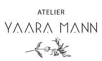 logo yaara mann wedding dress