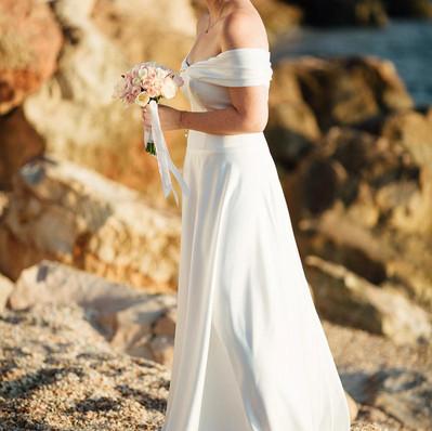חתונה - שמלת הכלה של שירה