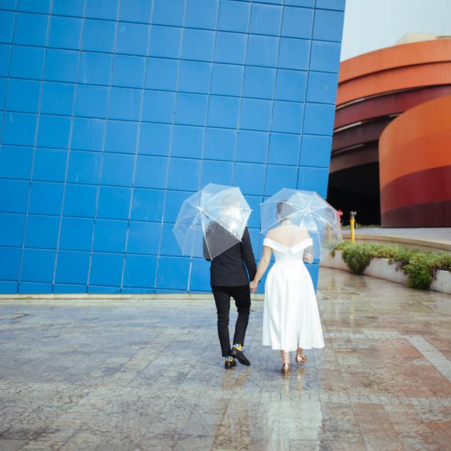 חתונה - שמלת הכלה של ירדן