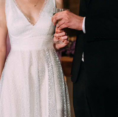 חתונה- שמלת כלה של שירה- יערה מן