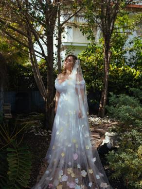 שמלות הכלה של המעצבת יערה מן